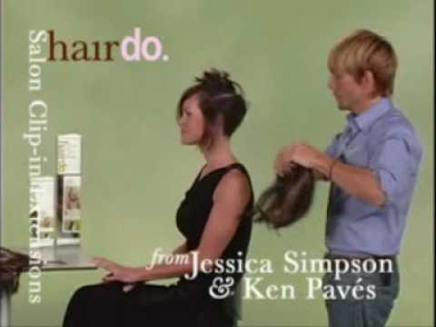 Hairdo HOW TO - Straight 25cm